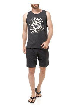 Camiseta-Regata-Masculina-Gangster-Preto