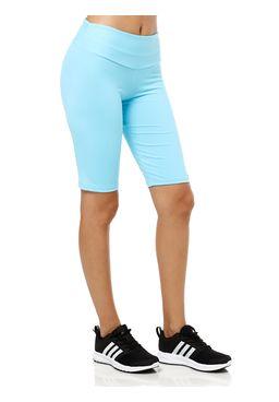 Bermuda-de-Tecido-Feminina-Azul