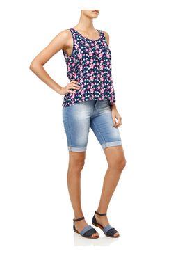 Bermuda-Jeans-Feminina-Azul