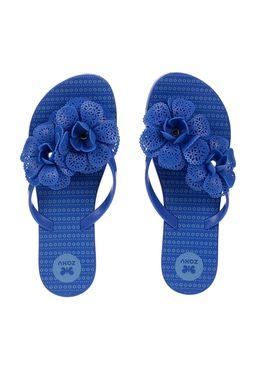 Chinelo-Feminino-Fresh-Garden-Azul