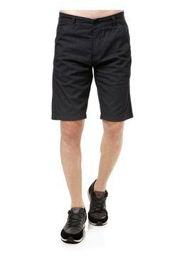 Bermuda-Jeans-Masculina-Gangster-Preto