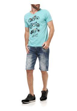 Camiseta-Manga-Curta-Masculina-Fatal-Verde