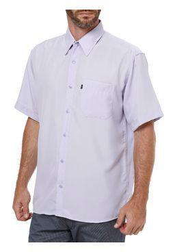 Camisa-Manga-Curta-Masculina-Branco-lilas
