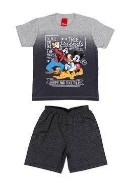 Conjunto-Infantil-Disney-Para-Menino---Cinza