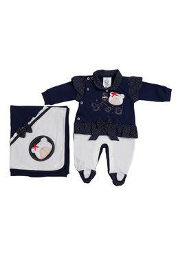 Enxoval-Para-Bebe-Menina---Azul-marinho