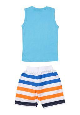 Conjunto-Infantil-para-Menino---Azul-Claro