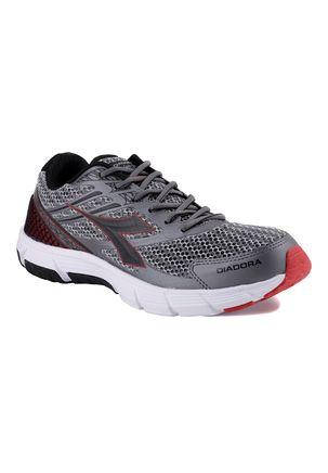 Tenis-Esportivo-Masculino-Diadora-Speed-Cinza-vermelho