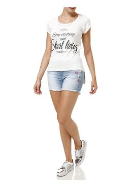 Camiseta-Manga-Curta-Feminina-Bege