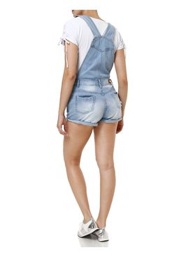 Macacao-Jeans-Jardineira-Feminino-Azul
