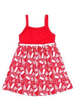Vestido-Infantil-Para-Menina---Vermelho