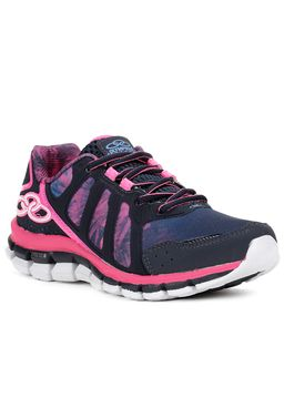 Tenis-Esportivo-Feminino-Olympikus-Diffuse-Colors-Azul-marinho-rosa