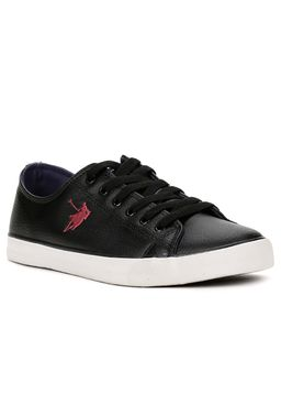 Sapatenis-Masculino-Polo-Shoes-Custom-Skin-Preto