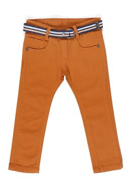 Calca-Jeans-Infantil-Para-Menino---Mostarda