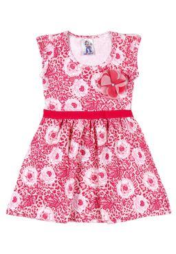 Vestido-Infantil-Para-Menina---Rosa-pink
