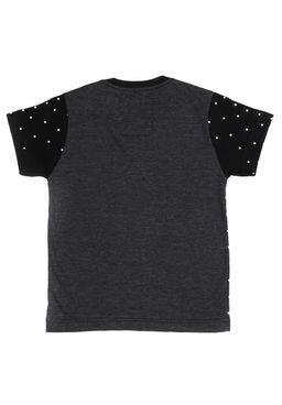 Camiseta-Manga-Curta-Infantil-Gangster-Para-Menino---Cinza