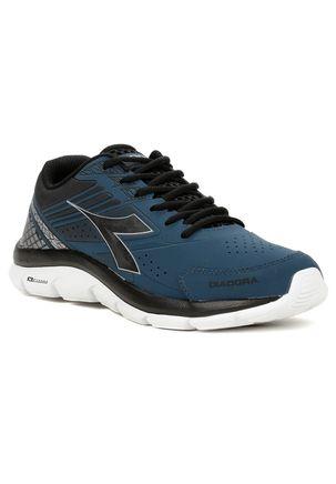 Tenis-Esportivo-Masculino-Diadora-Azul-preto
