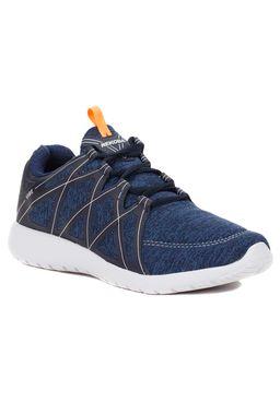 Tenis-Casual-Masculino-Azul-marinho-laranja