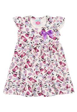 Vestido-Infantil-Para-Menina---Bege-lilas