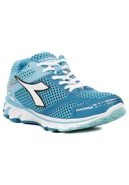 Tenis-Esportivo-Feminino-Diadora-Azul-branco