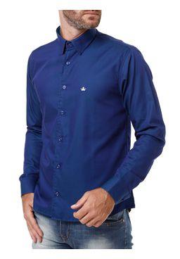 Camisa-Manga-Longa-Masculina-Azul