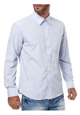 Camisa-Manga-Longa-Masculina-Bivik-Azul