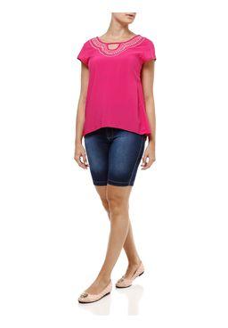 Bermuda-Jeans-Feminina-Bivik-Azul