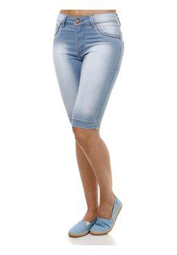 Bermuda-Jeans-Feminina-Feminino-Bivik-Azul