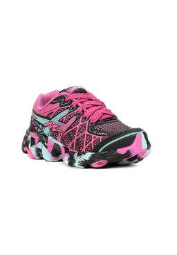Tenis-Esportivo-Infantil-Para-Bebe-Menina---Preto-rosa