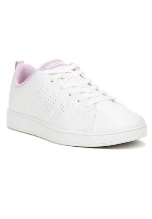 Tenis-Infantil-Adidas-Advantage-Clean-Para-Menina---Branco