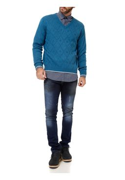 Sueter-Masculino-Azul