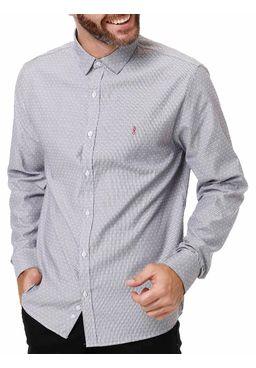 Camisa-Manga-Longa-Masculina-Listras-Preto