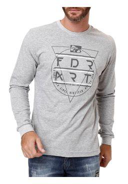 Camiseta-Manga-Longa-Masculina-Federal-Art-Cinza