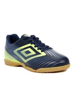 Tenis-Futsal-Masculino-Umbro-Speed-Ii-Azul-marinho-verde
