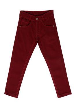 Calca-Jeans-Infantil-para-Menino---Vinho
