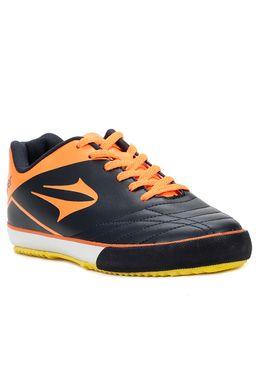 Tenis-Futsal-Masculino-Topper-Frontier-Vii-Azul-laranja