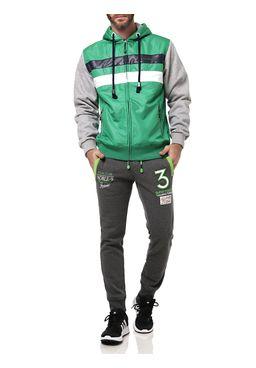 Calca-de-Moletom-Masculina-Verde