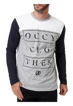 Camiseta-Manga-Longa-Masculina-Occy-Cinza-claro
