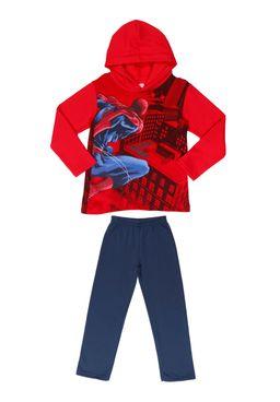 Conjunto-Spider-Man-Infantil-Para-Menino---Vermelho-azul