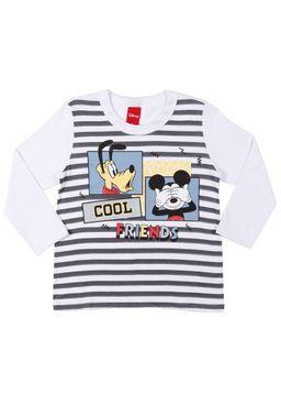 Camiseta-Manga-Longa-Disney-Infantil-Para-Menino---Branco