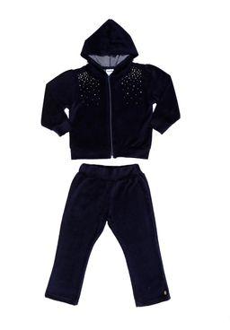 Conjunto-Infantil-Para-Menina---Azul-marinho