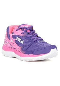 Tenis-Esportivo-Fila-Infantil-Para-Menina---Rosa-roxo