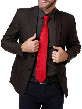 Gravata-Masculina-Vermelho