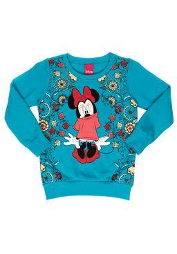 Moletom-Infantil-Disney-Para-Menina---Verde