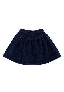 Saia-Infantil-Para-Menina---Azul