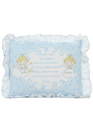Travesseiro-Infantil-Para-Bebe-Azul
