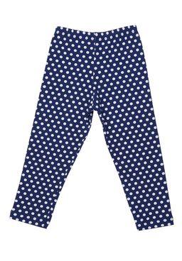 Calca-Legging-Infantil-Para-Menina---Azul