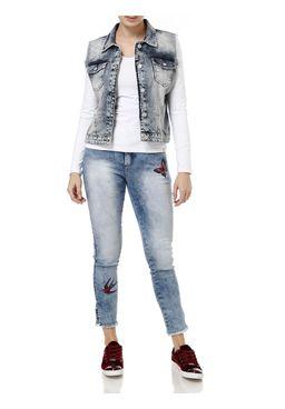 Colete-Jeans-Feminino-Bivik-Azul
