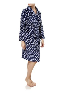 Roupao-Atoalhado-Feminino-Corttex-Flannel-Azul-marinho