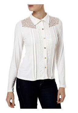 Camisa-Manga-Longa-Feminina-Off-white