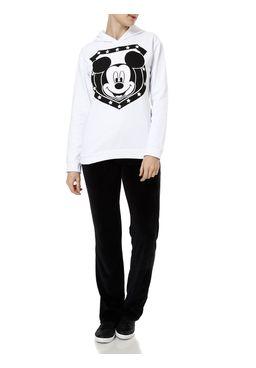 Moletom-Fechado-Feminino-Disney-Branco